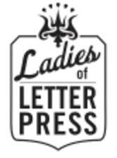 Ladies of Letterpress logo