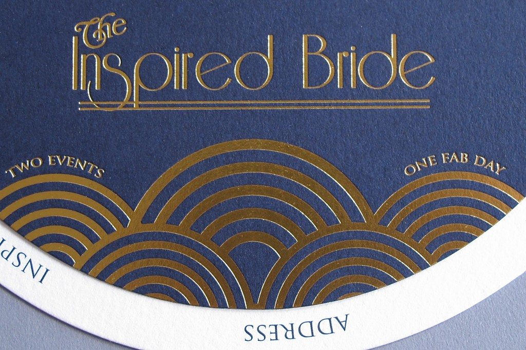 Inspired Bride Invitation