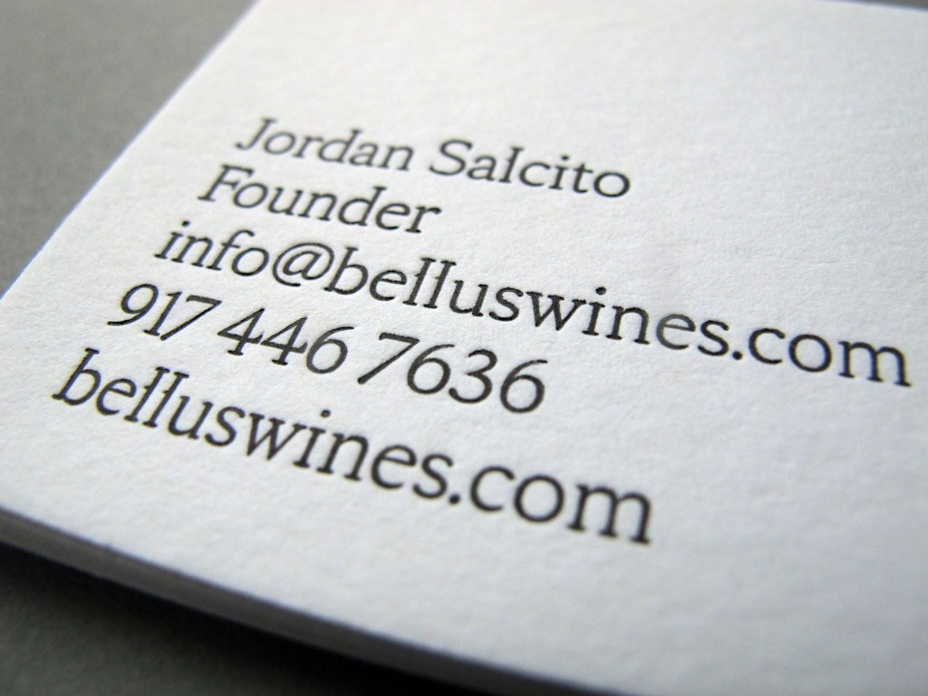 Bellus Buisness Card
