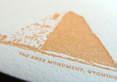 Letterpress Stationery