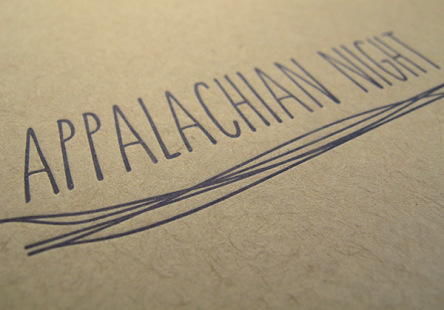 Letterpress Chapbook