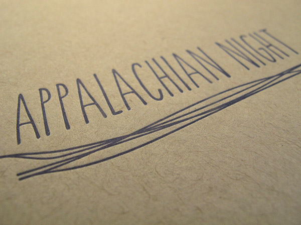Letterpress Book of Poem (2)